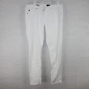 Adriano Goldschmied 31R The Stilt White Jeans